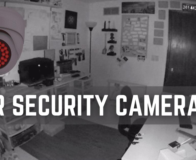 IR Security Cameras